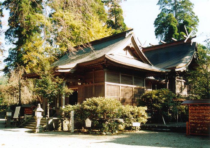 三ヶ所神社